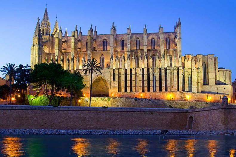 katedral Mallorca