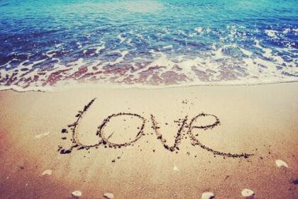 Kärlek-i-sanden